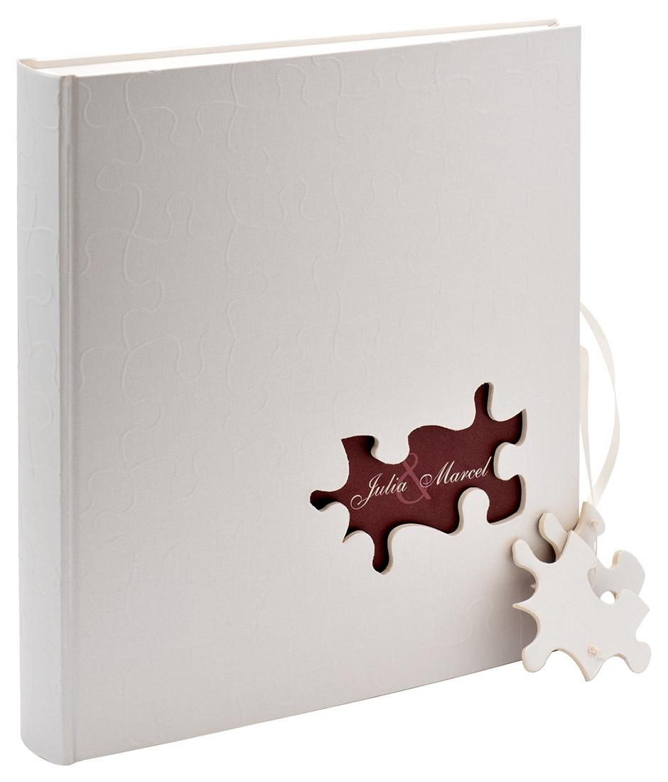 Puzzle Wedding - 28x30,5 cm (60 vita sidor)
