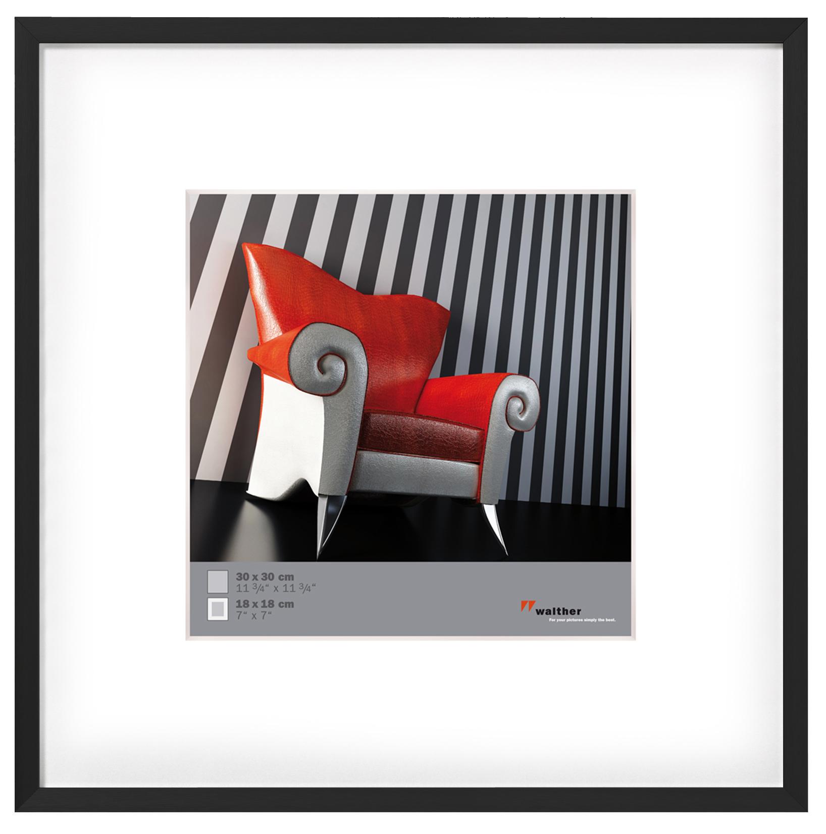 Chair Svart 40x40 cm