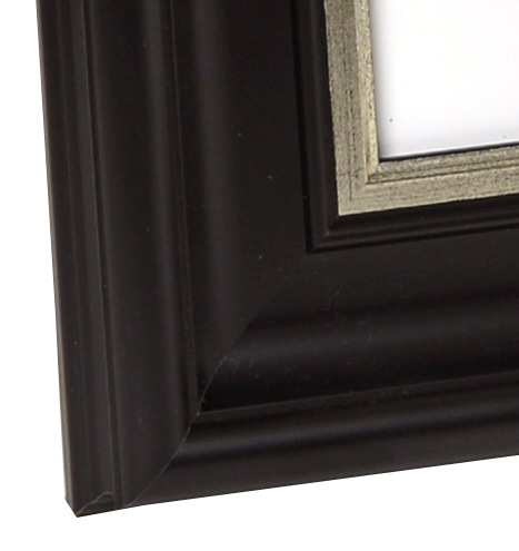 Spegel Mora Premium Svart Silver Bga Fotobutik