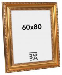 Birka Premium Guld 60x80 cm