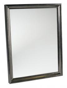 Spegel Arjeplog Blyertsgrå - Egna mått