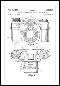 Patentritning - Kamera I