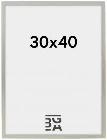 Edsbyn Silver 2B 30x40 cm