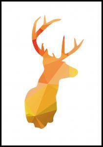 Deer - Höstfärger