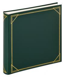 Kvadrat Grön - 30x30 cm (100 Vita sidor / 50 blad)