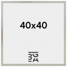 Edsbyn Silver 2B 40x40 cm