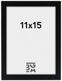 Edsbyn Ram Svart 2E 11x15 cm