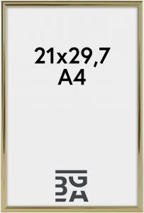 Nielsen Premium Classic Guld 21x29,7 cm (A4)