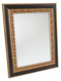 Spegel Drottningholm Guld - Egna mått