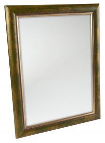 Spegel Sigtuna Grön - Egna mått