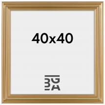 Charleston Guld 40x40 cm