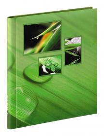 Singo Album Självhäftande Grön