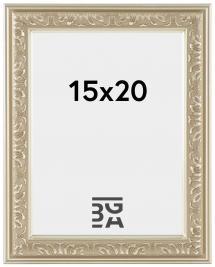 Nostalgia Silver 15x20 cm