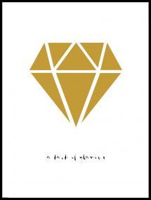 Diamant - Guld