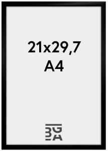 New Lifestyle Ram Svart 21x29,7 cm (A4)