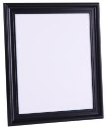 Spegel Mora Svart - Egna mått
