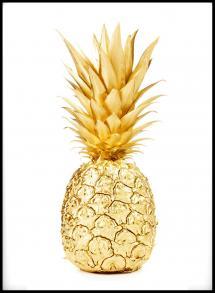 Guld Ananas