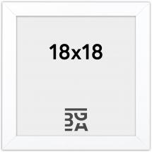 Amanda Box Vit 18x18 cm