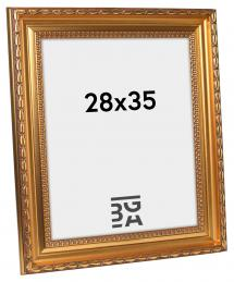 Birka Premium Guld 28x35 cm