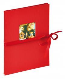Fun Leporello Röd - 12 Bilder i 15x20 cm