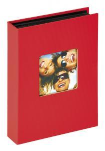 Fun Minimax Album Röd - 60 Bilder i 10x15 cm