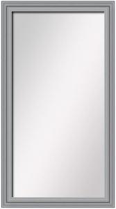 Spegel Alice Silver 40x80 cm