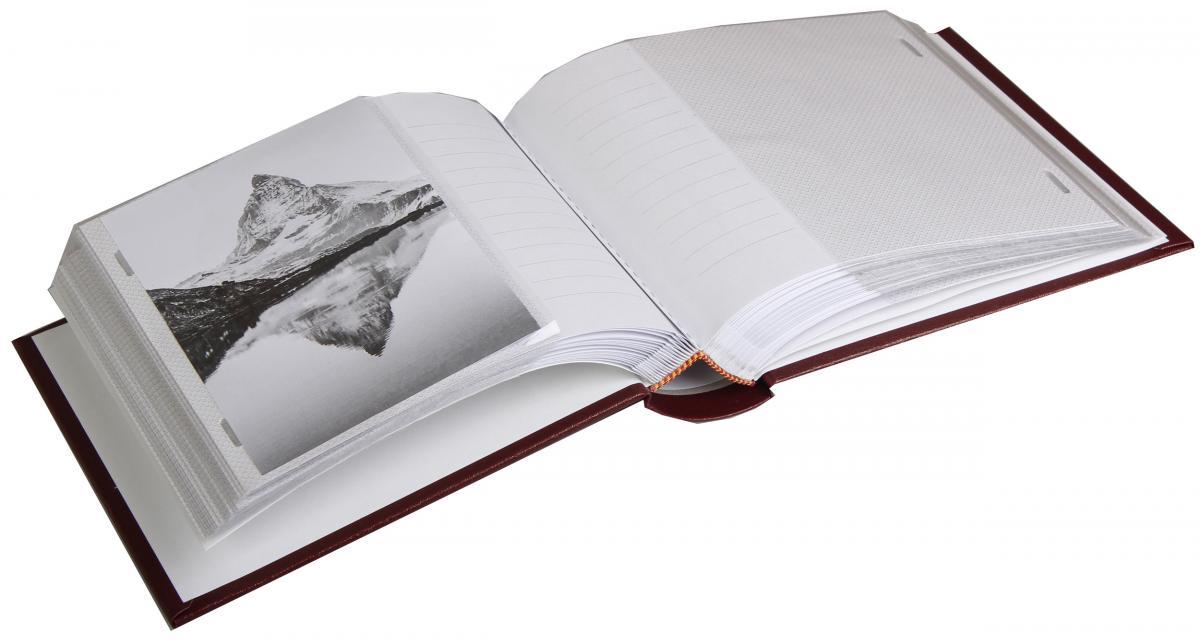 Safir Fotoalbum Svart - 100 Bilder i 11x15 cm - BGA Fotobutik 555bfa14fb0d