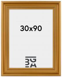 Mora Premium Guld 30x90 cm