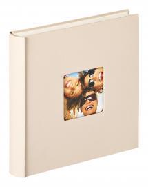 Fun Album Sand - 30x30 cm (100 Vita sidor / 50 blad)