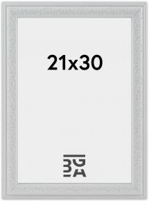 Nostalgia Vit 21x30 cm