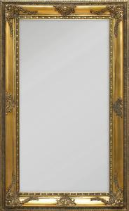 Spegel Palermo Guld 66x126 cm