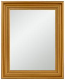 Spegel Mora Guld - Egna mått