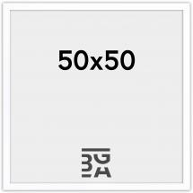 Amanda Box Vit 50x50 cm