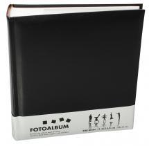 Estancia Album Svart - 200 Bilder i 11x15 cm
