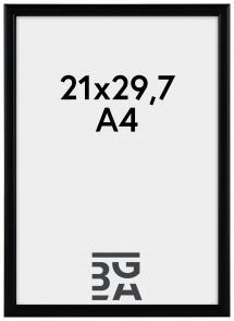 Newline Svart 21x29,7 cm (A4)