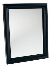 Spegel Sandarne Svartbrun - Egna mått