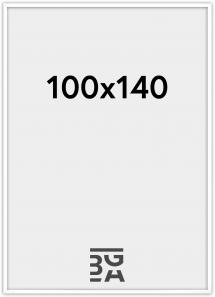 Amanda Box Plexiglas Vit 100x140 cm