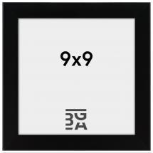 Edsbyn Svart 2E 9x9 cm