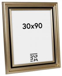 Gysinge Premium Silver 30x90 cm