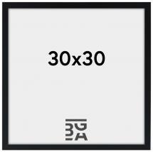Fotoram Svart 2E 30x30 cm