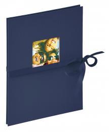 Fun Leporello Blå - 12 Bilder i 15x20 cm