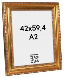 Birka Premium Guld 42x59,4 cm (A2)