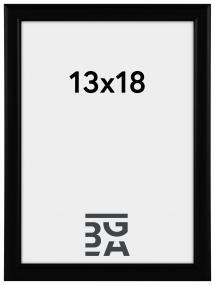 Newline Svart 13x18 cm