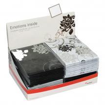 Grindy Minialbum - 24 bilder i 11x15 cm - 40-pack