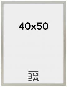 Edsbyn Silver 2B 40x50 cm