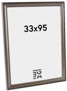 Abisko Silver PS288 33x95 cm