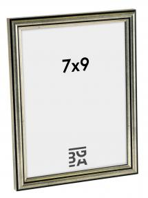 Horndal Silver 7C 7x9 cm