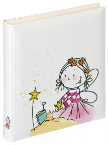 Barnalbum Fe Dagis - 28x30,5 cm (50 Vita sidor / 25 blad)