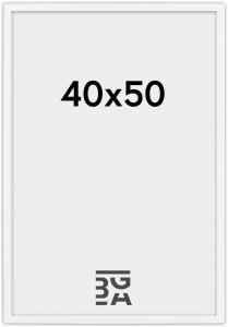 Edsbyn Vit 2D 40x50 cm