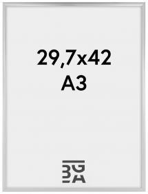Posterram Silver 29,7x42 cm (A3)